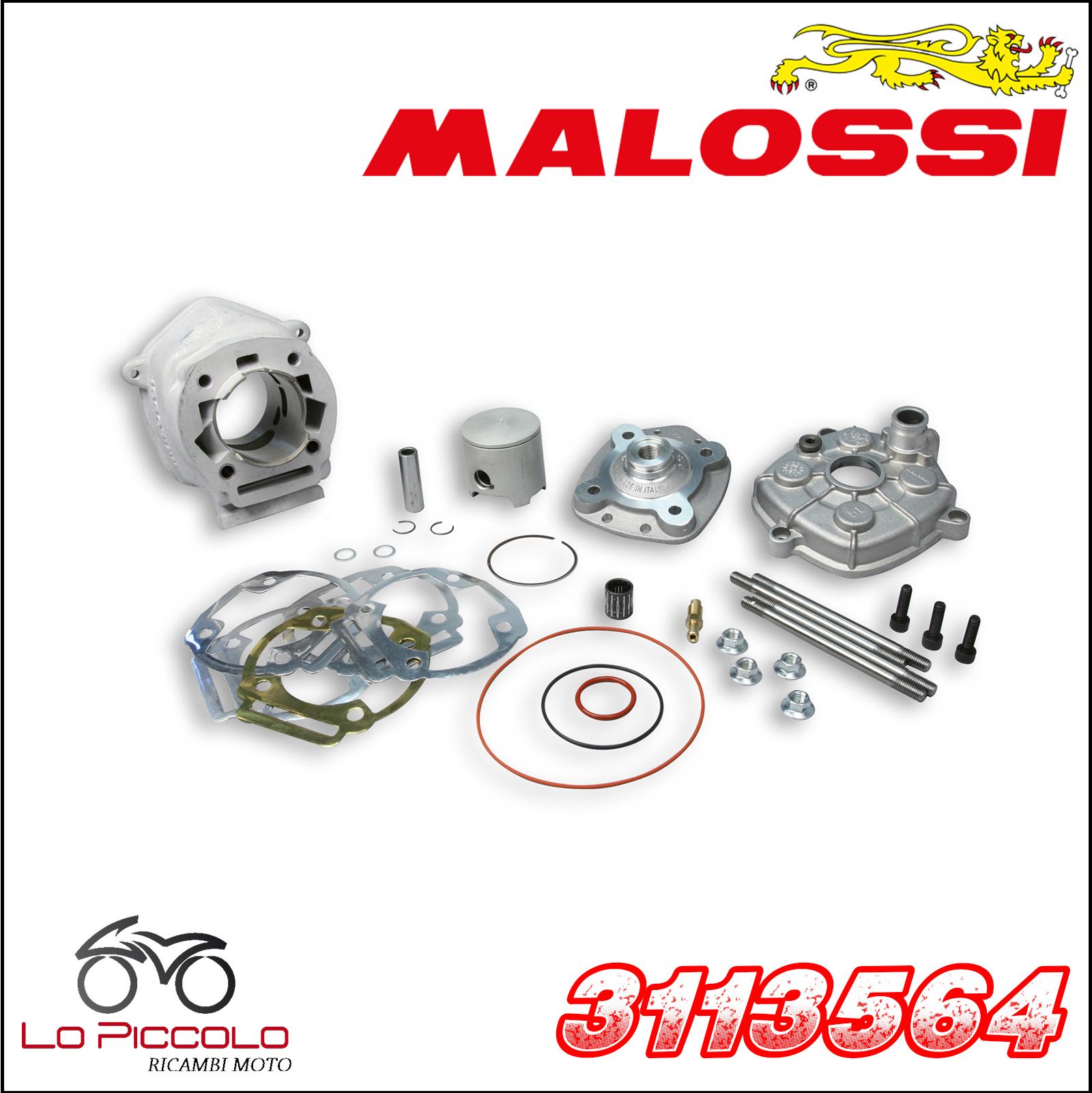 3112147 malossi Thermal Group Ø 39.88 Aluminium gilera gsm